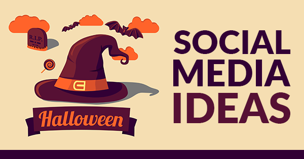 6 easy halloween social media ideas - Halloween Social Ideas