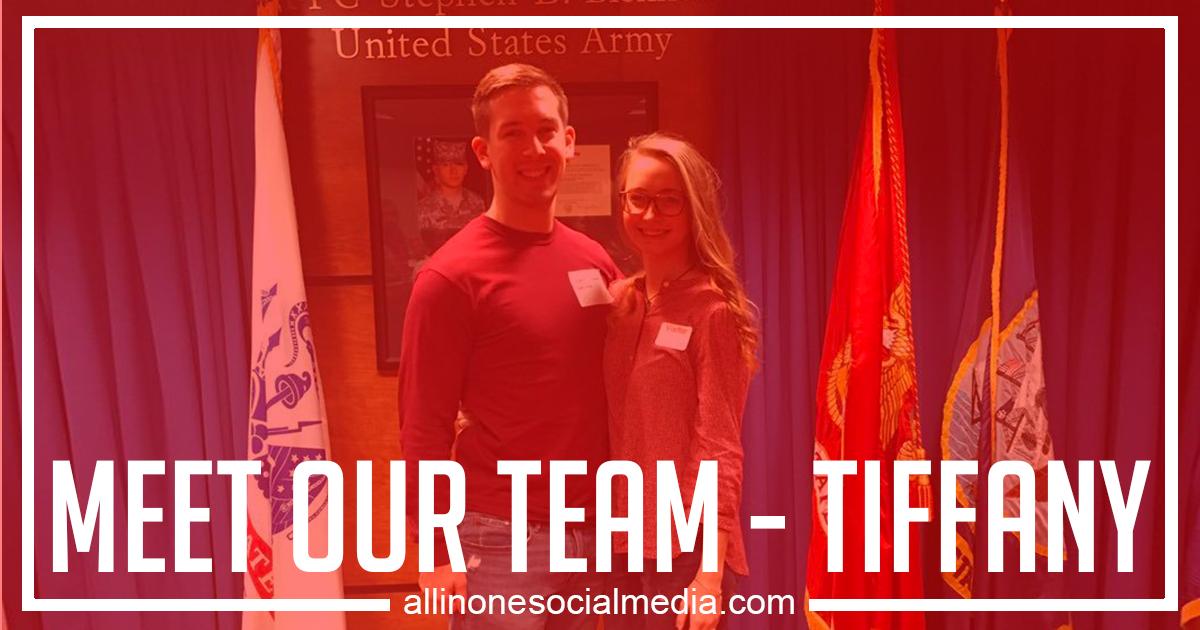 Meet Our Team - Tiffany