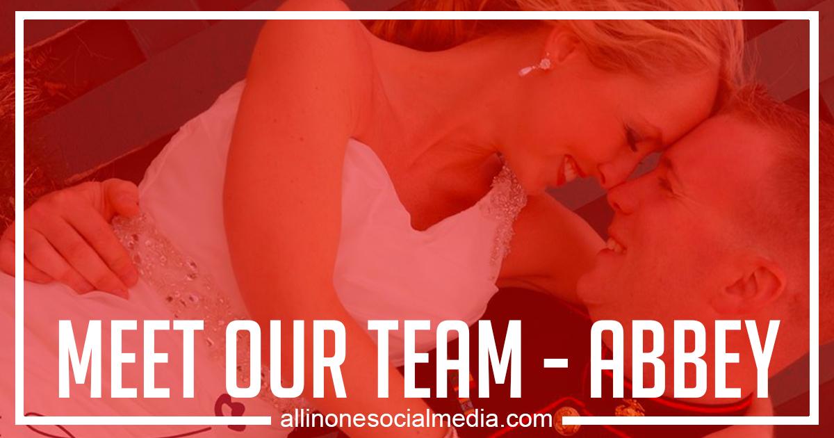 Meet Our Team - Abbey