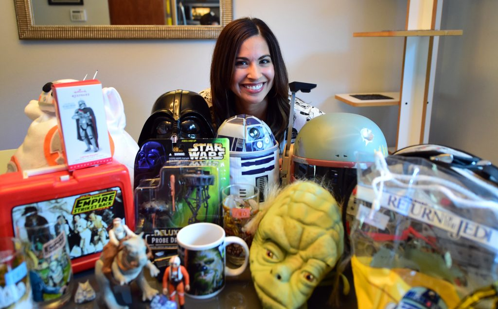 Star Wars Day Content Marketing collection