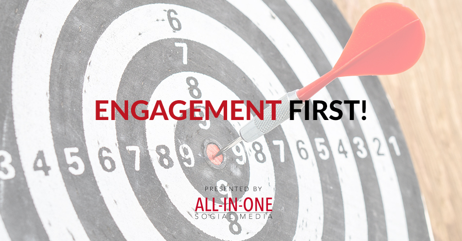 Podcast 003 - Engagement First!