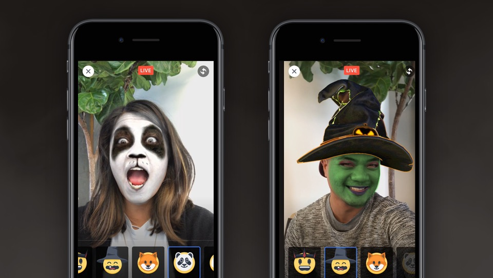 facebook-live-masks