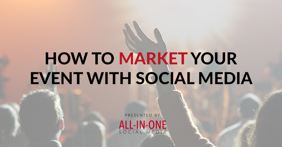 Podcast How To Market Your Event With Social Media