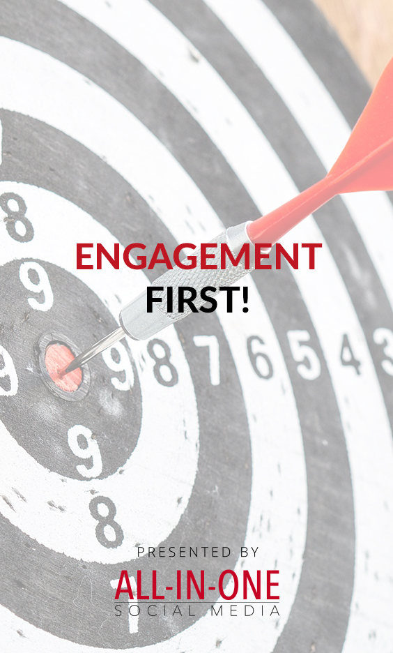 Marketing For Your Boring Business Podcast - Engagement First