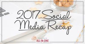 Podcast - 2017 Social Media Recap