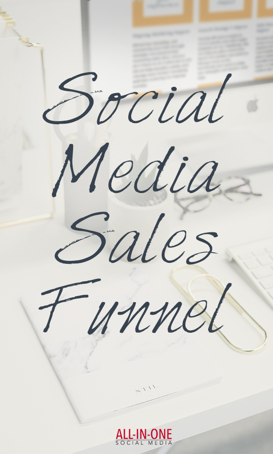Podcast 29 - Social Media Sales Funnel