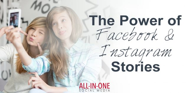 Podcast - The Power Of Facebook and Instagram Stories