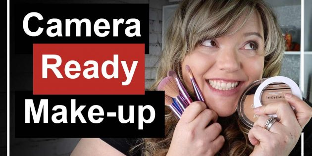 Camera Ready Make Up Tutorial All In