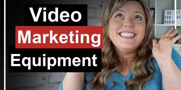 I will prove in this Video Marketing Equipment Guide that you do not have to break the bank to get started with recording videos for your video marketing.