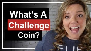 A bit of fun and a great peer-to-peer system of recognition. A Challenge coin can be a way to recognize achievement, hard work and gratitude.