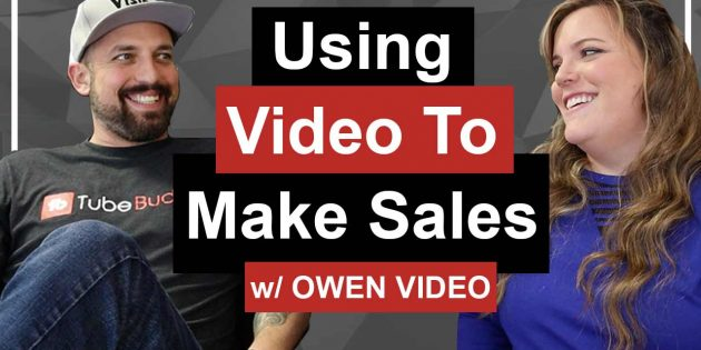 Videos can be the ultimate sales tool if you focus them properly. Today we talk with Owen Hemsath aka Owen Video about how to use Youtube videos to convert sales and leads.