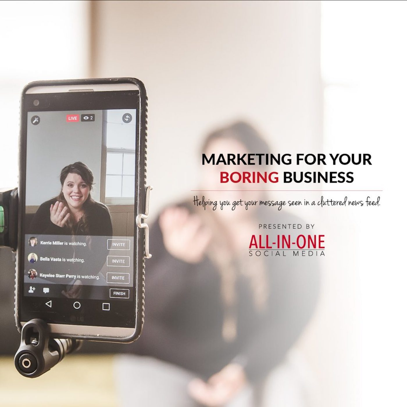 Marketing For Your Boring Business